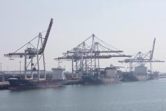 Départ de Dunkerque