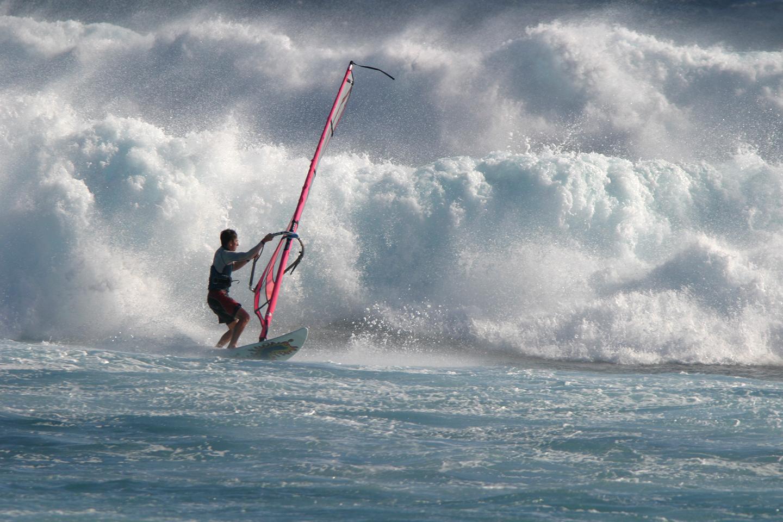 Windsurf A La Reunion Aventure Images