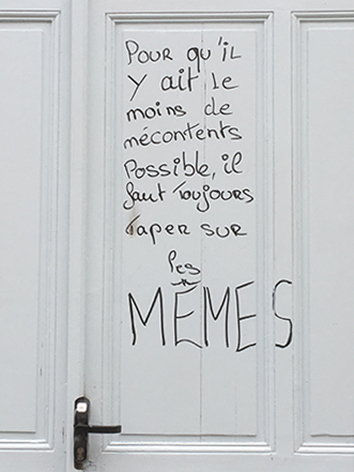1266 Corrigé de philo :