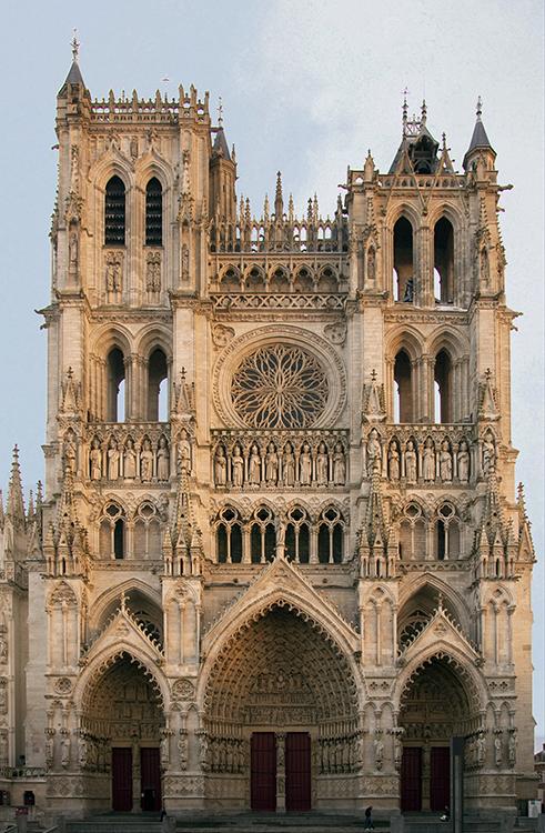 9062 B La Picardie : Amiens